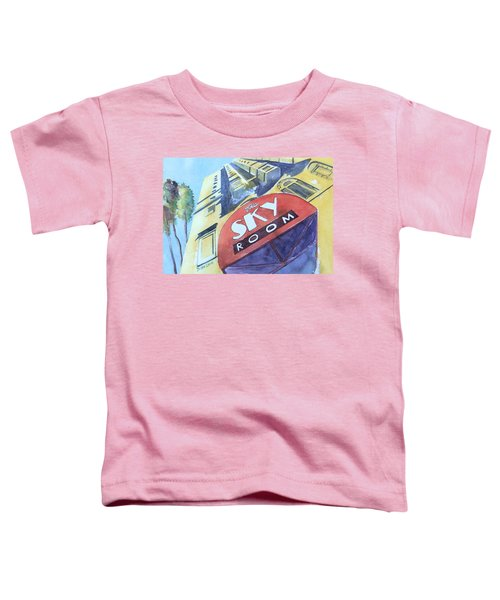 The Sky Room Toddler T-Shirt
