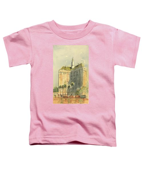 Villa Riviera Another View Toddler T-Shirt