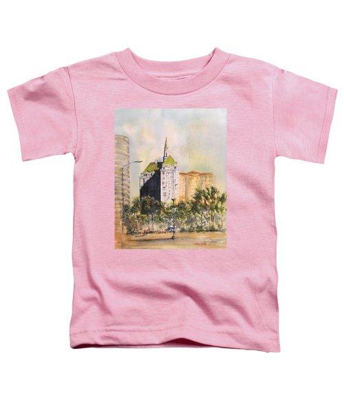 Villa Riviera  Toddler T-Shirt