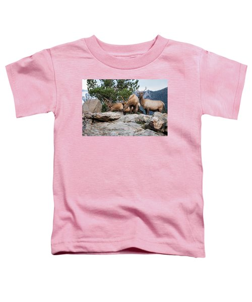 Wapiti Toddler T-Shirt