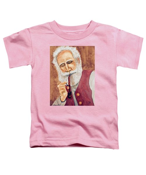 German With Pipe No. 2 Toddler T-Shirt