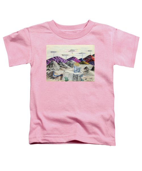Lost Childhood Toddler T-Shirt