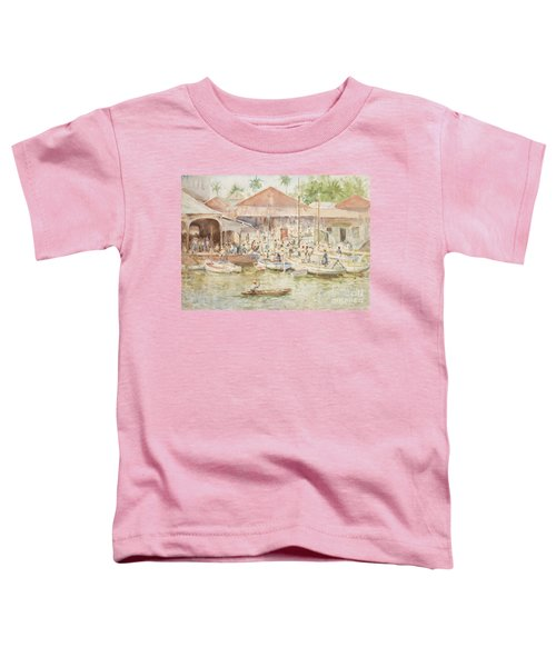 The Market Belize British Honduras Toddler T-Shirt