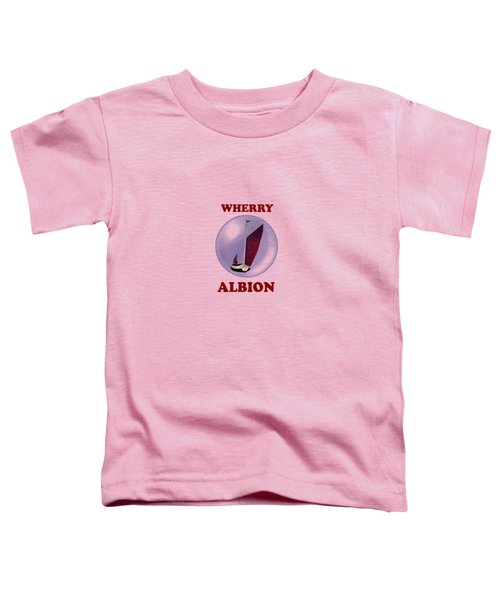 The Wherry Albion Toddler T-Shirt