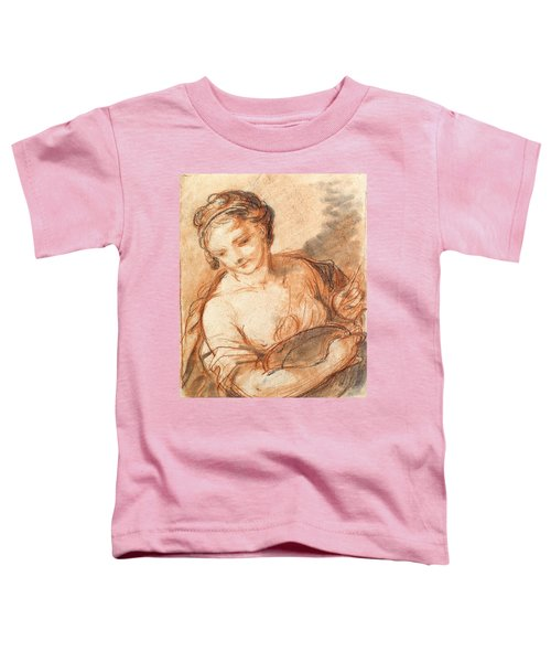 Allegory Of Painting Toddler T-Shirt