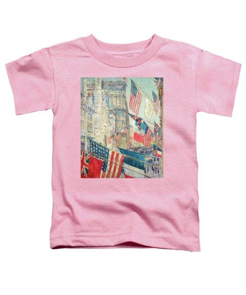 Allies Day - May 1917 Toddler T-Shirt