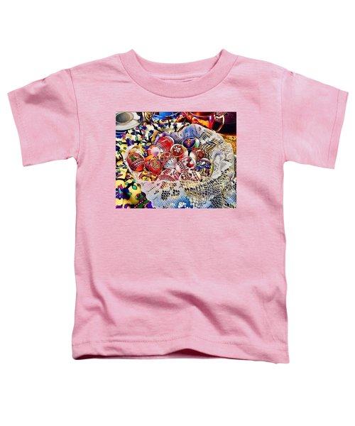 Bucura Te. Domnul A Inviat Toddler T-Shirt