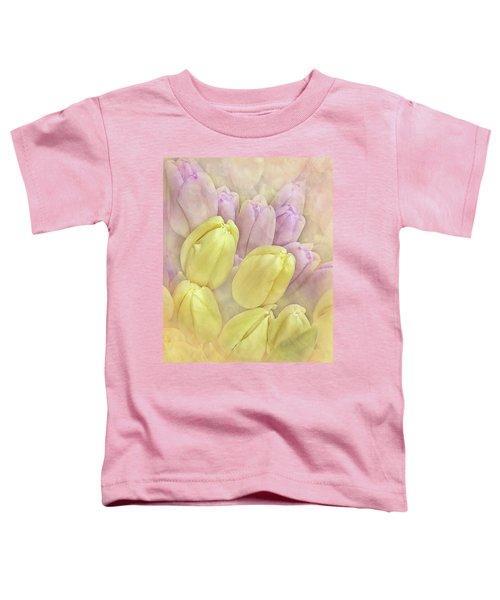 Burst Of Spring Toddler T-Shirt