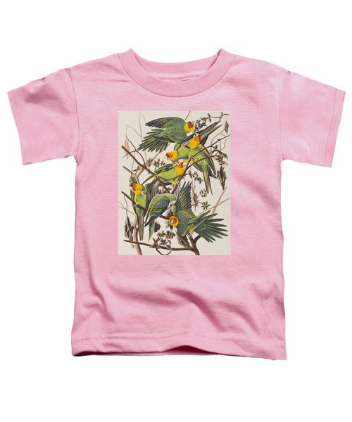 Carolina Parrot Toddler T-Shirt