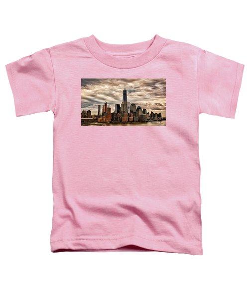 Gotham City Toddler T-Shirt