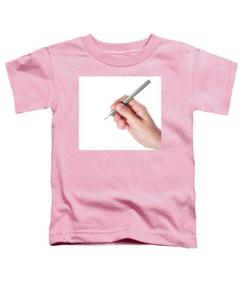 Hand And Dentist Tool Toddler T-Shirt