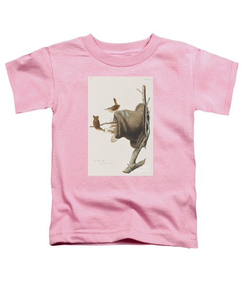 House Wren Toddler T-Shirt