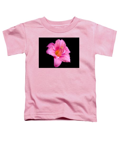 In The Pink Toddler T-Shirt