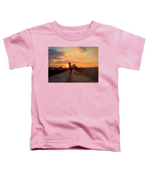 Katy Texas Sunset Toddler T-Shirt