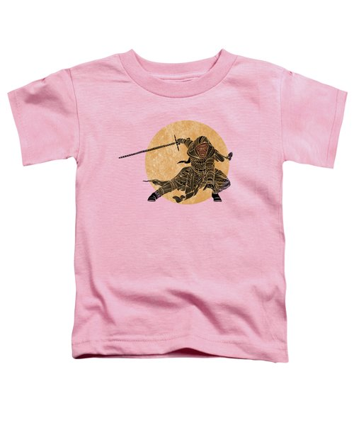 Kylo Ren - Star Wars Art Toddler T-Shirt