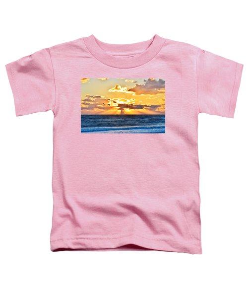 Nags Head Sunrise  Toddler T-Shirt
