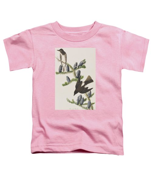 Olive Sided Flycatcher Toddler T-Shirt