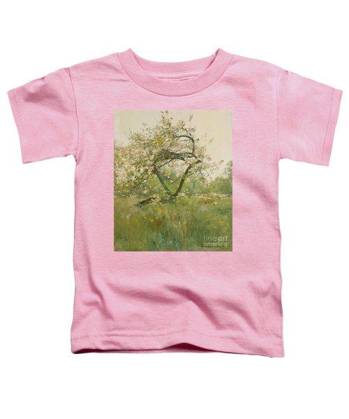 Peach Blossoms Toddler T-Shirt