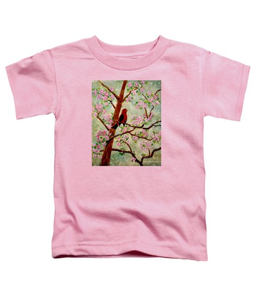 Red Tangler Toddler T-Shirt