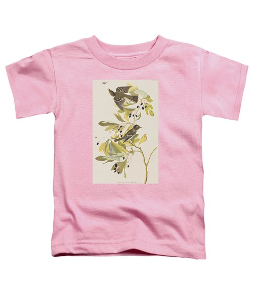 Small Green Crested Flycatcher Toddler T-Shirt
