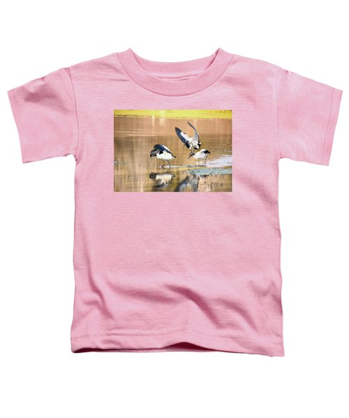 Stork Rugby Toddler T-Shirt