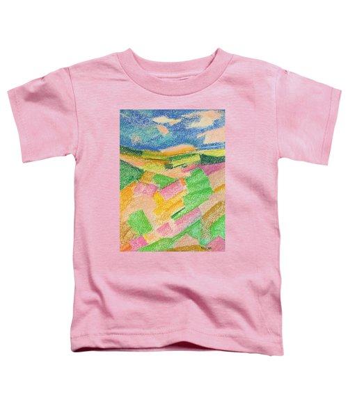 Summer Fields  Toddler T-Shirt