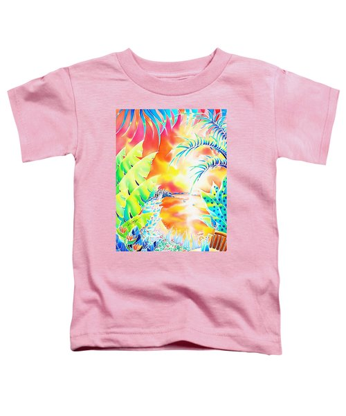 Sunset Cocktail Toddler T-Shirt