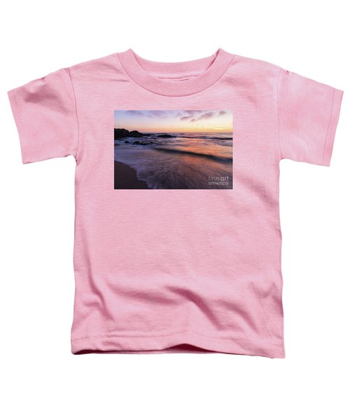 Sunset Over Laguna Beach   Toddler T-Shirt