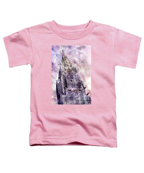 The Chrysler Building Toddler T-Shirt