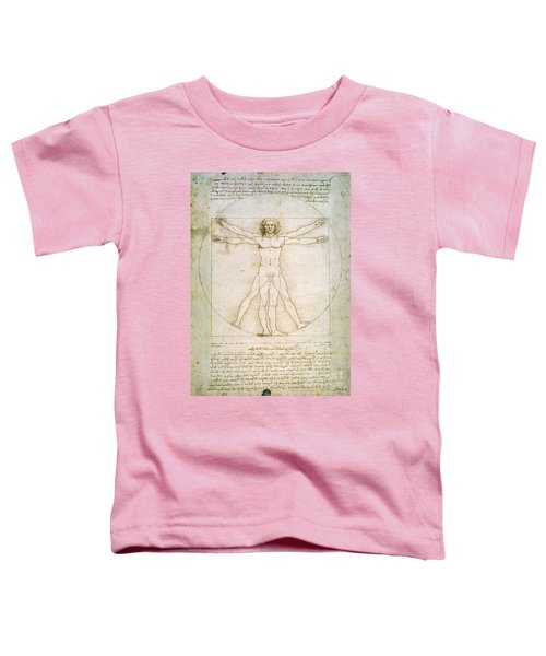 The Proportions Of The Human Figure Toddler T-Shirt