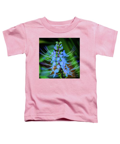 Tropical Plants And Flowers In Hawaii Toddler T-Shirt