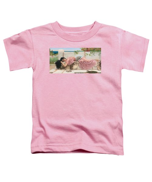 When The Heart Is Young Toddler T-Shirt