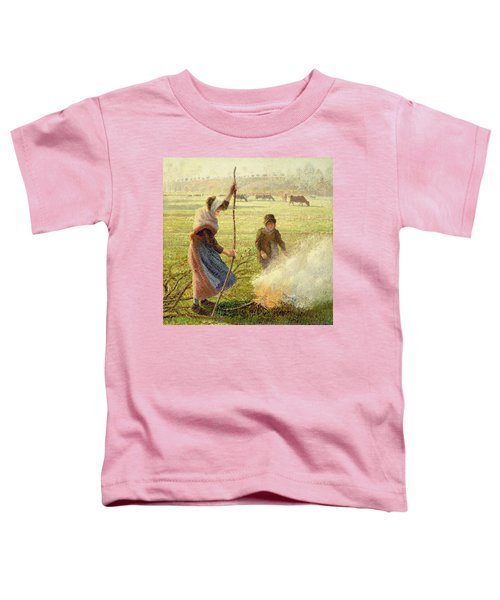 White Frost Toddler T-Shirt