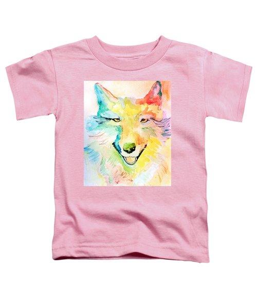 Wolfie Toddler T-Shirt
