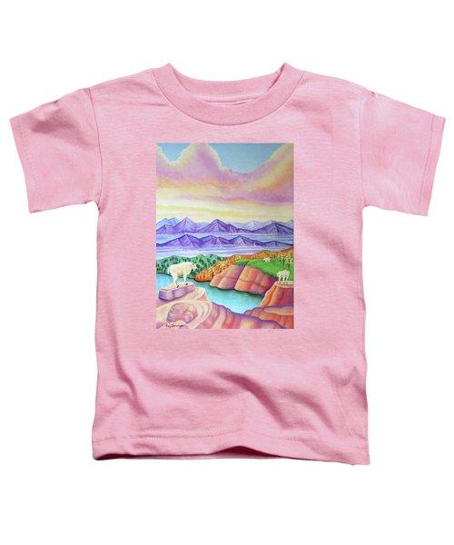 Wonderland Toddler T-Shirt