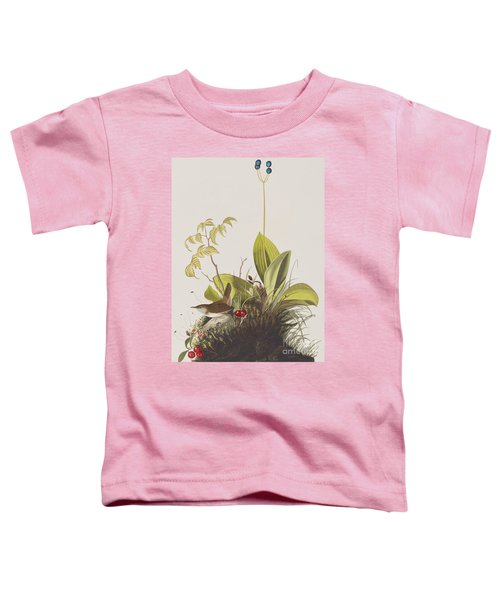 Wood Wren Toddler T-Shirt