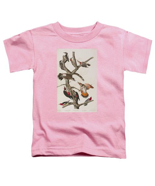 Woodpeckers Toddler T-Shirt
