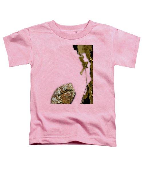 Rock Climber Collection Toddler T-Shirt