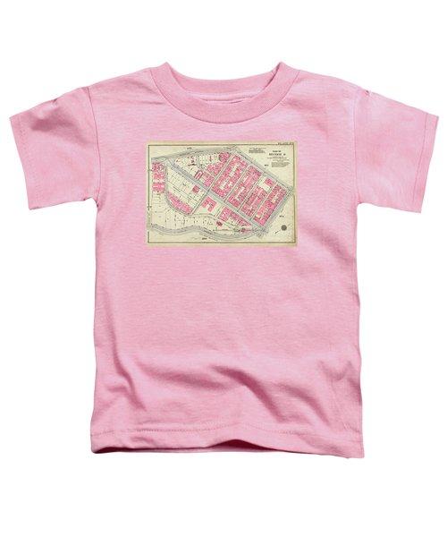 1930 Inwood Map  Toddler T-Shirt