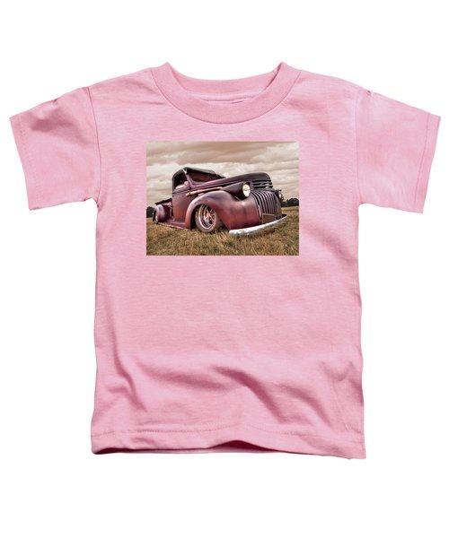 1941 Rusty Chevrolet Toddler T-Shirt
