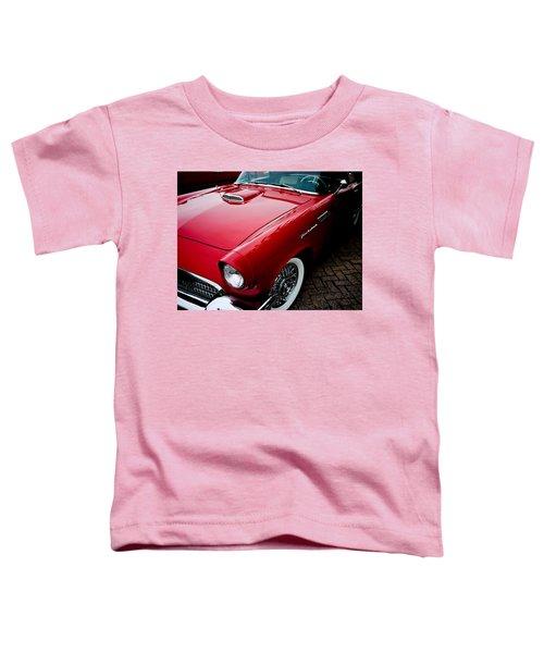 1956 Ford Thunderbird Toddler T-Shirt