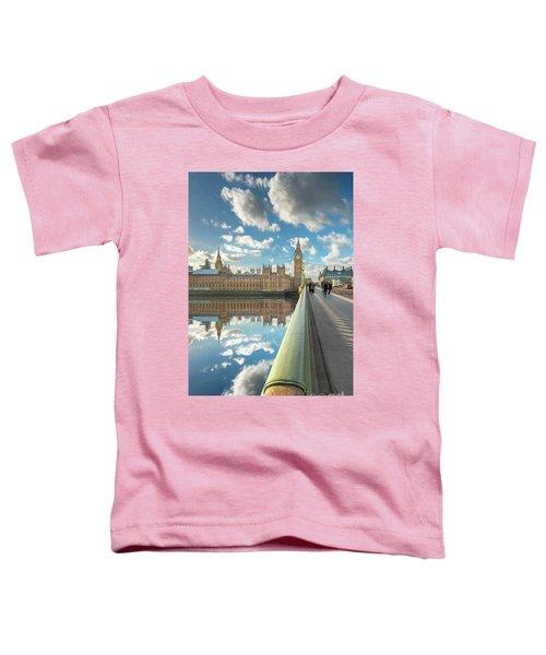 Big Ben London Toddler T-Shirt