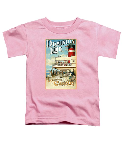 Dominion Line Toddler T-Shirt