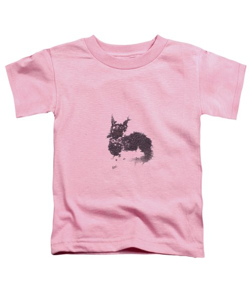 Electricat Toddler T-Shirt by Marc Philippe Joly