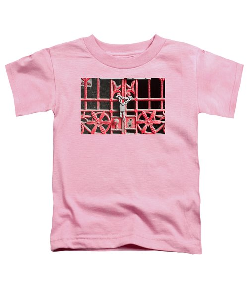 Locked Gate Toddler T-Shirt