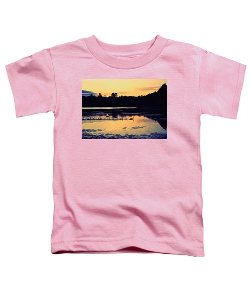 Pond Crossing Toddler T-Shirt