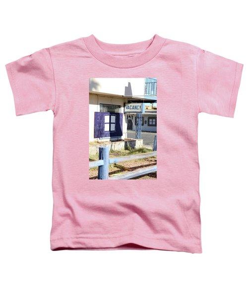Remnants Of Vintage Vegas Toddler T-Shirt