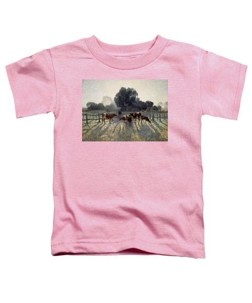 Spring Frost Toddler T-Shirt