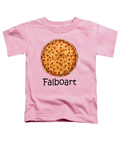 The Big Ass New York Pizza Toddler T-Shirt