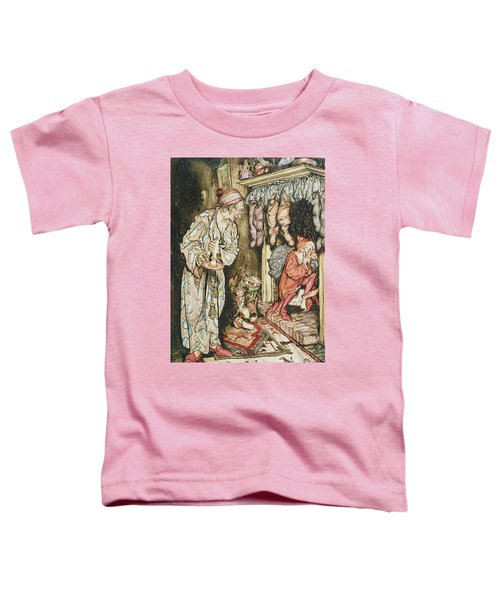 The Night Before Christmas Toddler T-Shirt